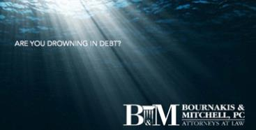 Are you drowning in debt