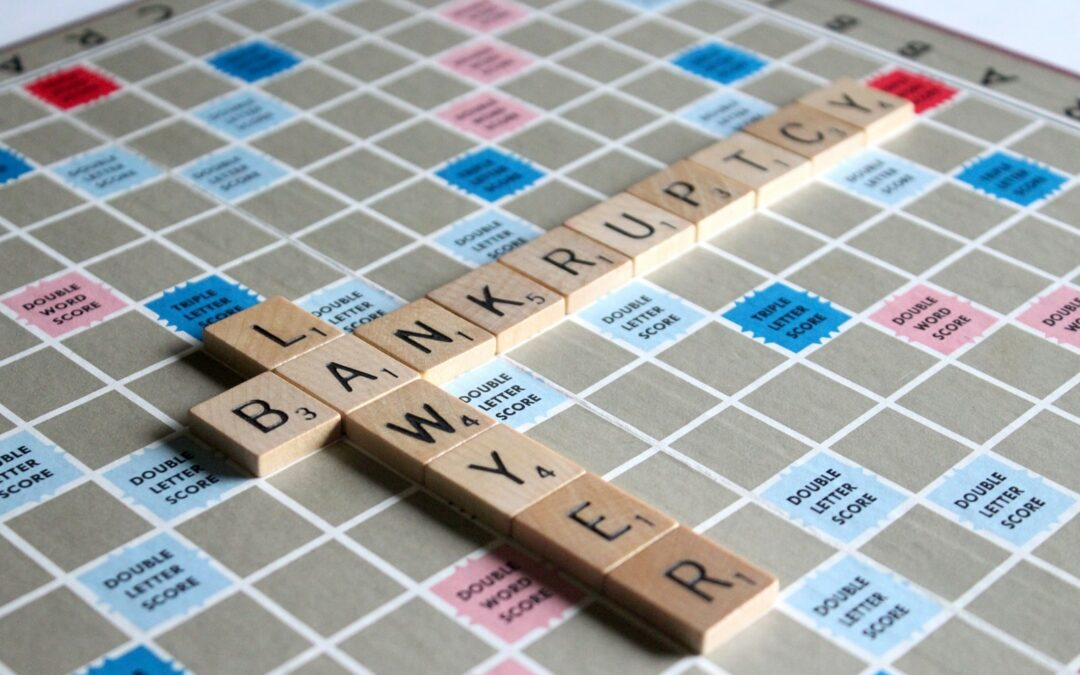 Important Terms and Vocabulary in Bankruptcy Law