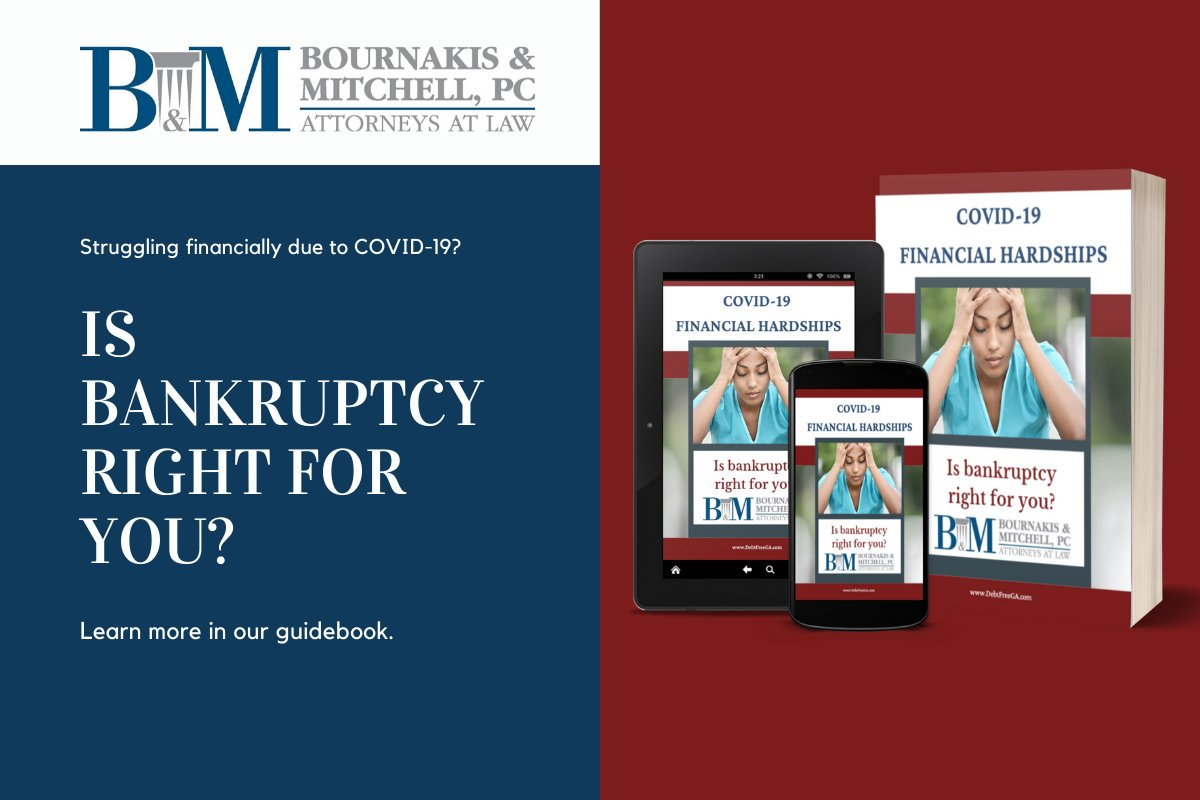 BM bankruptcy lawyers georgia